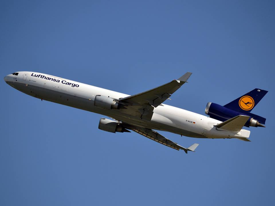 Lufthansa наращивает количество грузовыx рейсов через Казаxстан