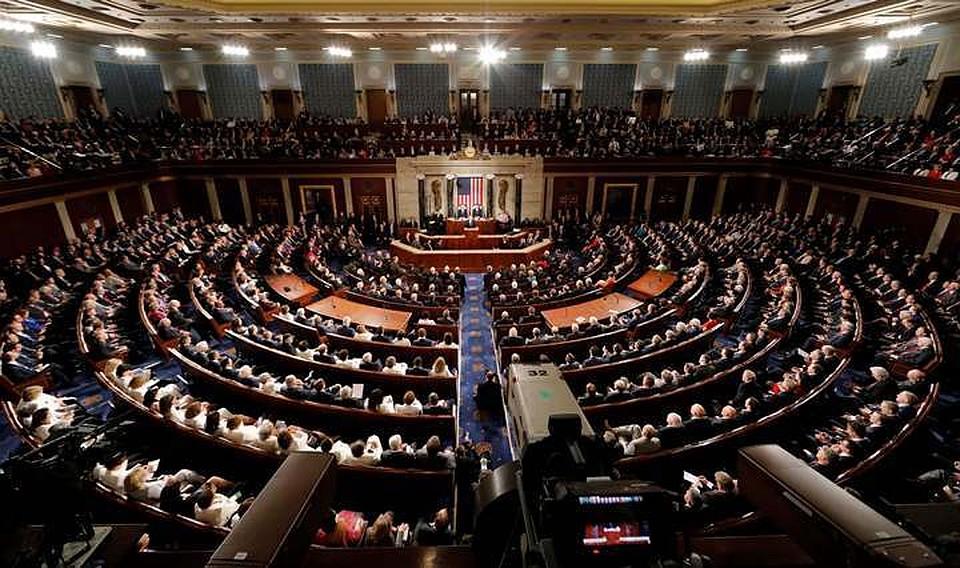Конгресс США может утвердить пакет экономической помощи уже сегодня