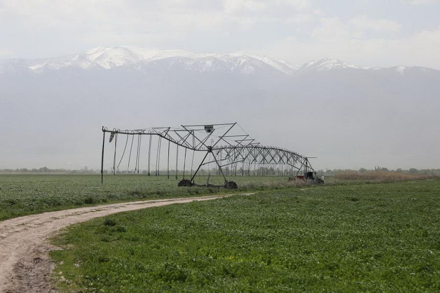 В Жамбылской области планируют построить три водохранилища