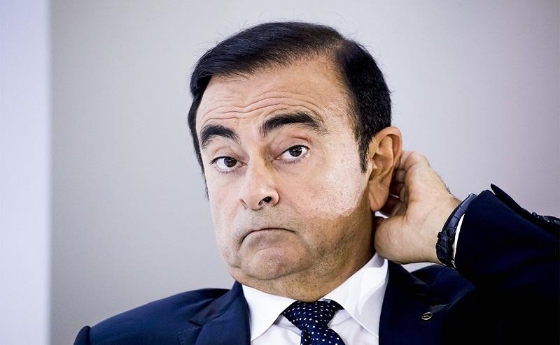 Ожидавший суда в Японии экс-глава Nissan уехал в Ливан