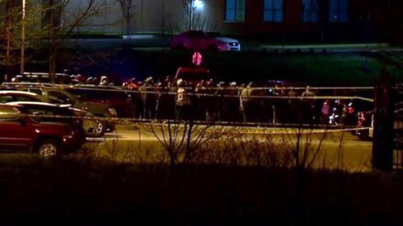 В Индианаполисе произошла стрельба: названо число погибших