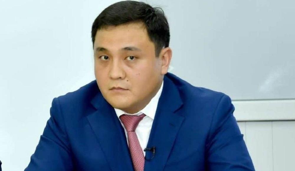 Кирикбаев Данияр Батанович