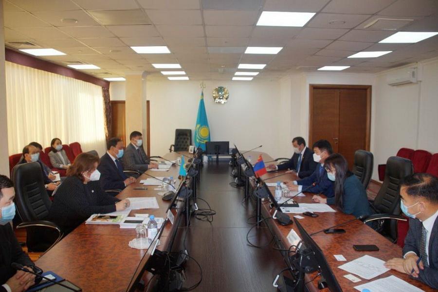 Что Монголия намерена экспортировать в Казахстан