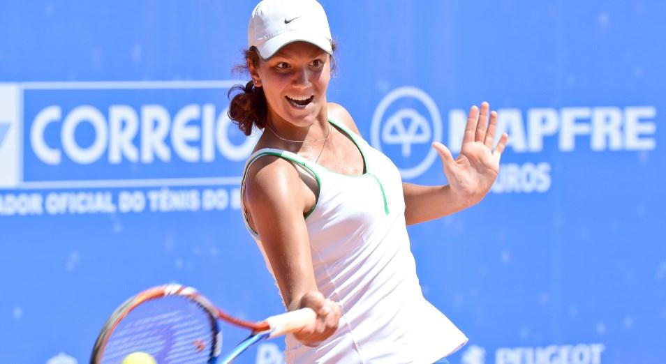 Стали известны первые соперницы казахстанских теннисисток в 2021 году