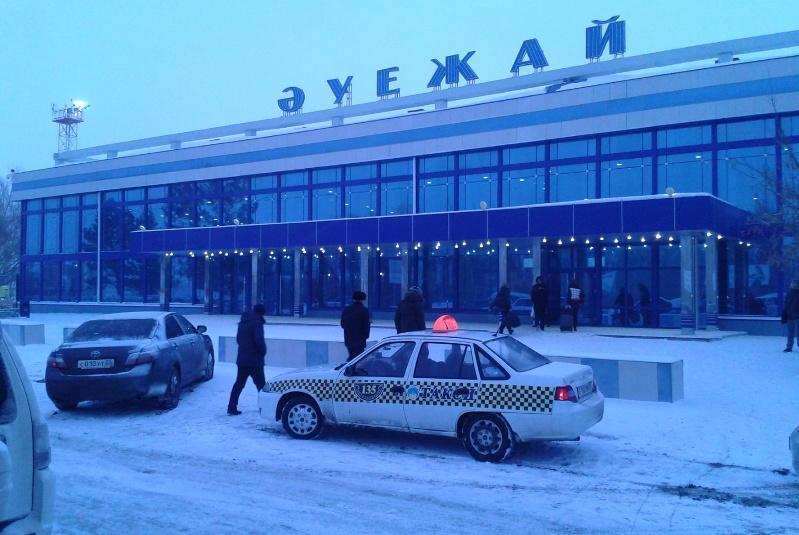 200 тысяч пассажиров в год обслуживает аэропорт Павлодара