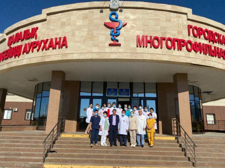 Начаты клинические исследования новой казахстанской вакцины QazCoVac-P