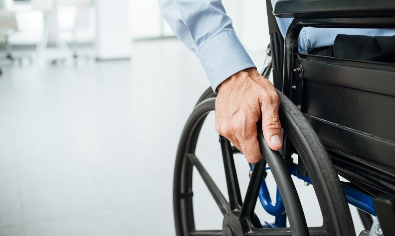 Парламент принял поправки о людях с ограниченными возможностями