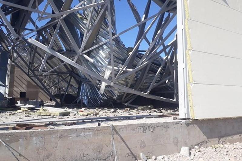 Названы предварительные причины обрушения спорткомплекса в селе Чунджа Алматинской области