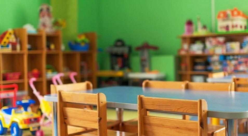 Частные детские сады в Казахстане под угрозой закрытия