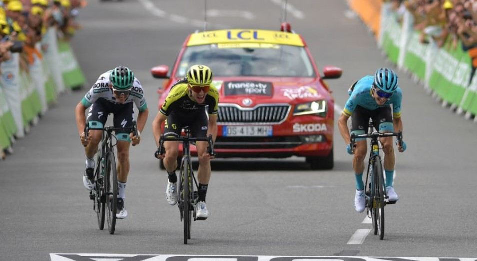 «Тур де Франс»: дебют Бильбао удался