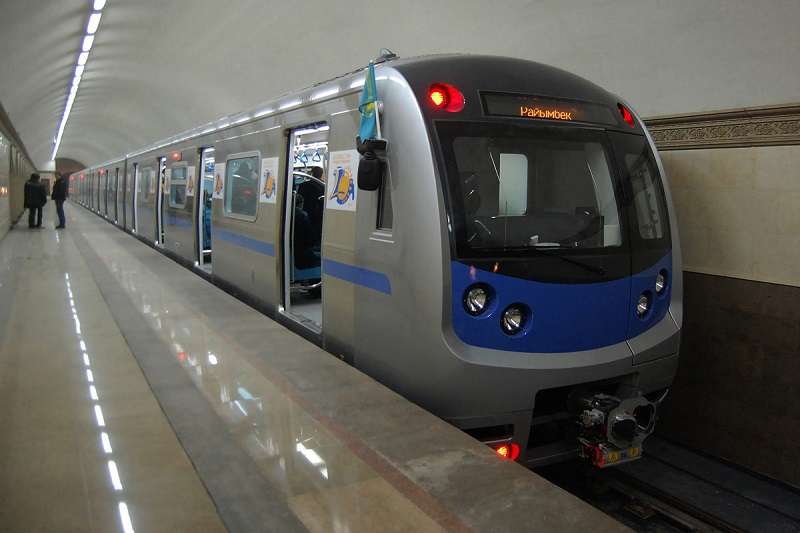Метрополитен Алматы в январе-сентябре увеличил пассажиропоток на 12,4%