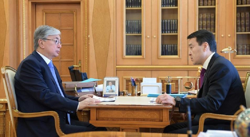 Президент РК поручил Минфину увеличить поступления в бюджет