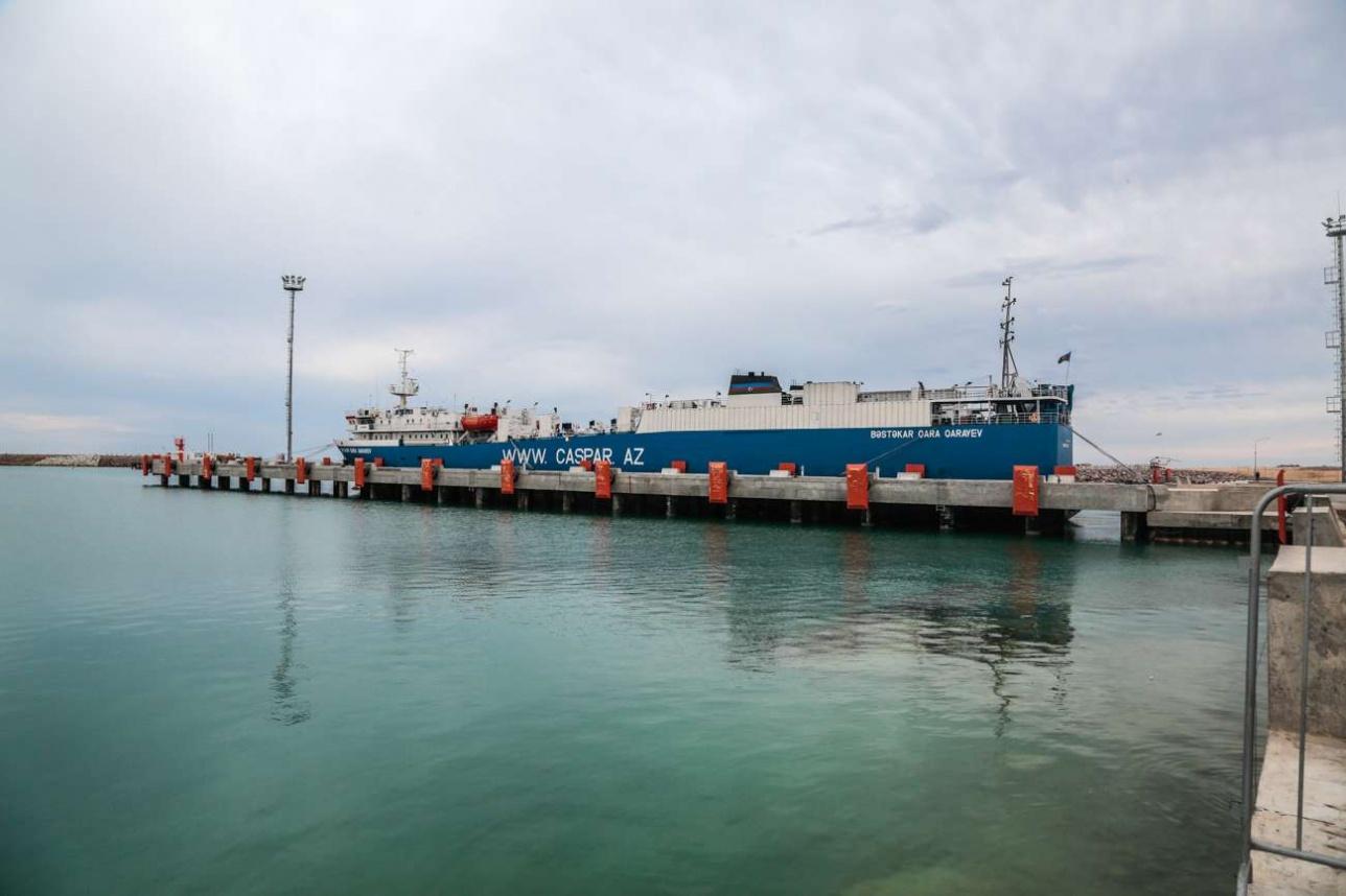 Порт Курык за январь-октябрь отгрузил более 1,3 млн тонн грузов