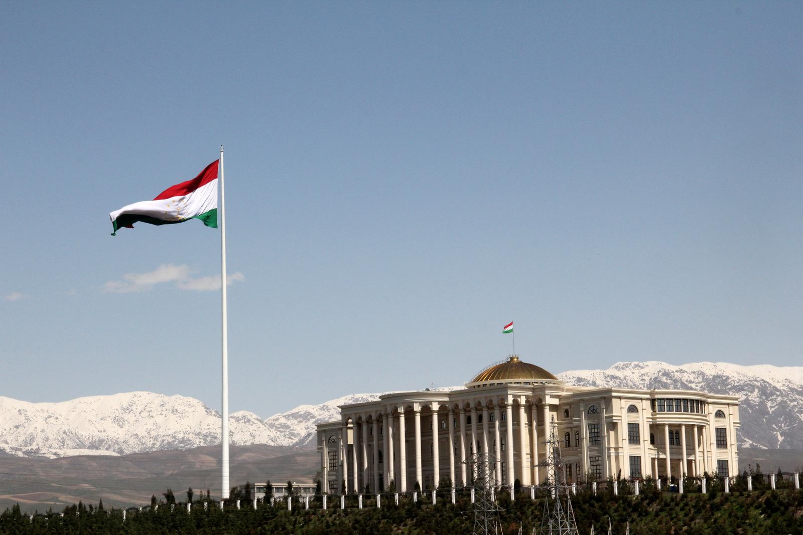 Новое правительство Таджикистана приведено к присяге