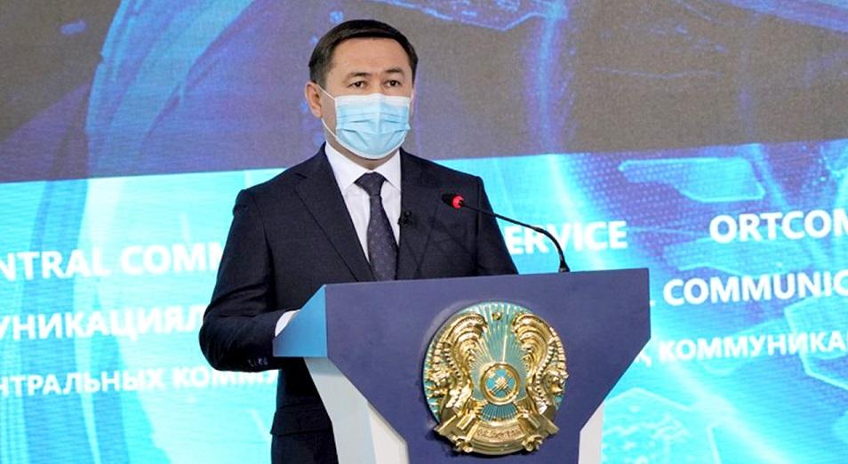 Аким Шымкента ответил на вопросы журналистов на брифинге в СЦК