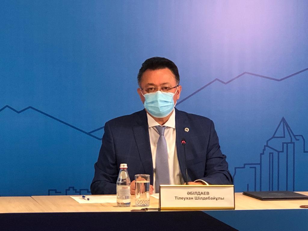МӘМС аясында Алматының денсаулық сақтау саласына 214,6 млрд теңге бөлінді