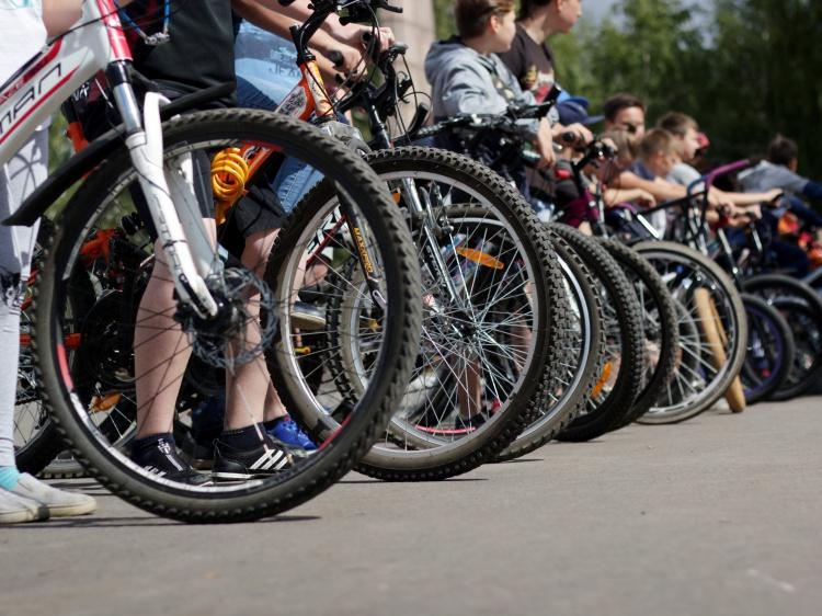 Участников велопробега накажут в Алматы