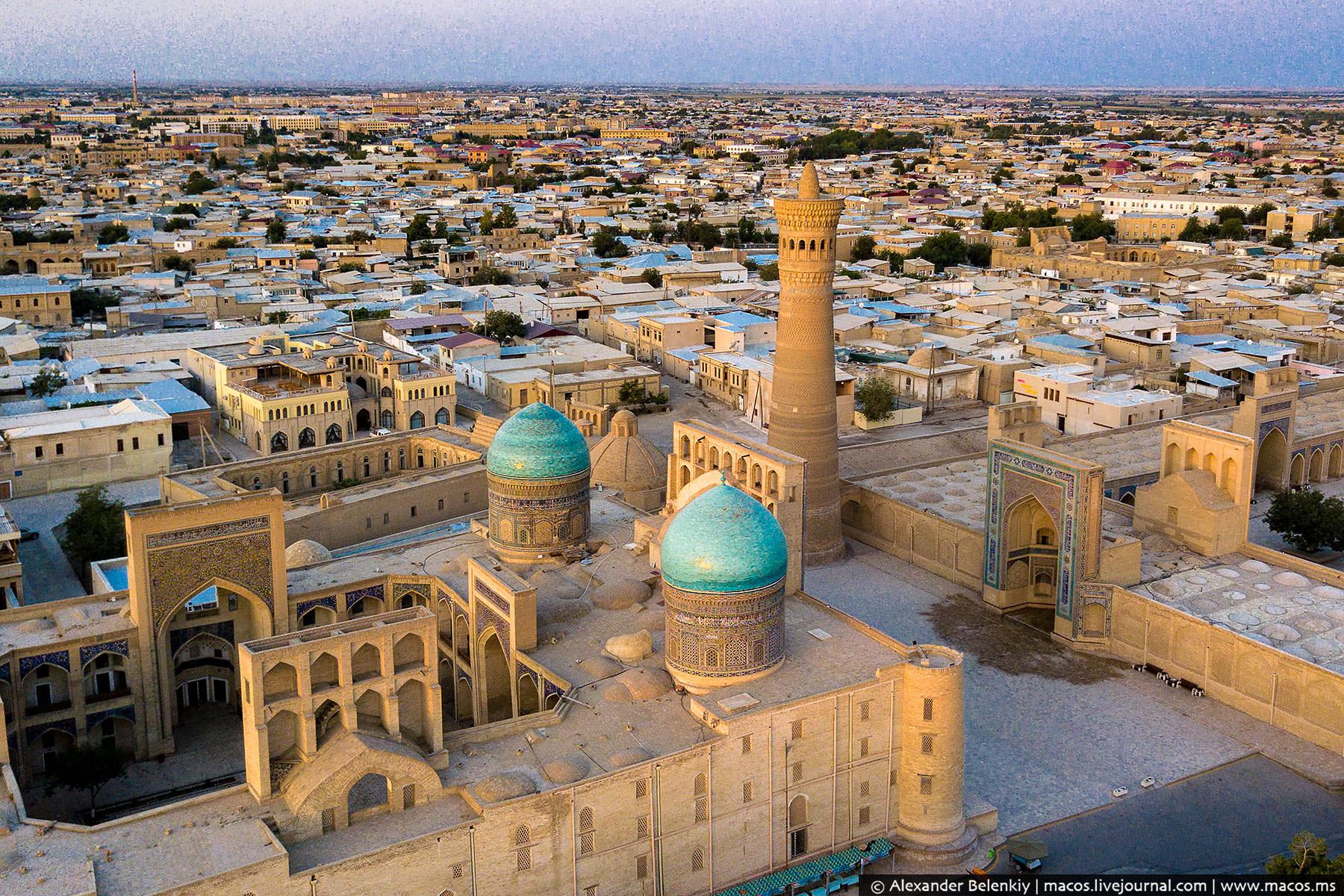 Ужесточили наказание за призывы к массовым беспорядкам в Узбекистане