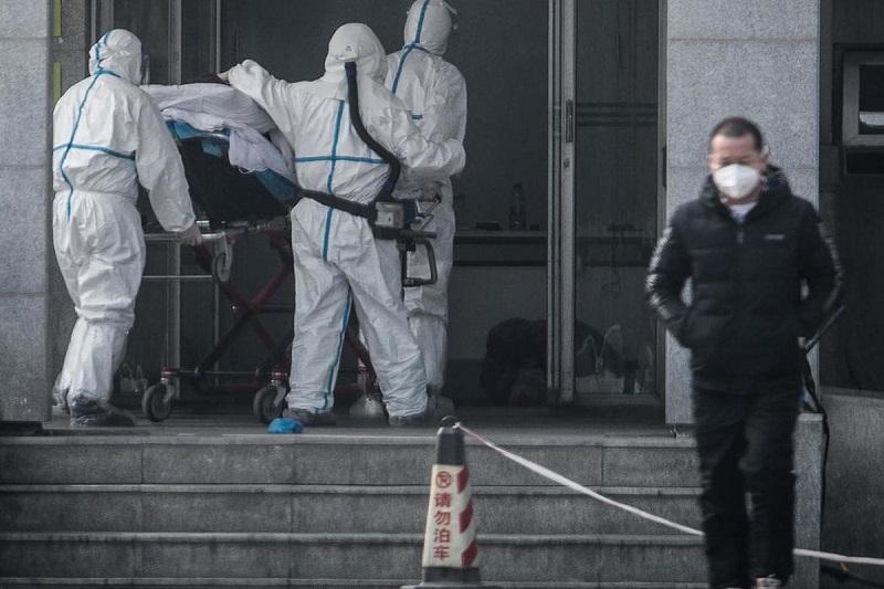 В Китае третий человек умер от нового типа коронавируса