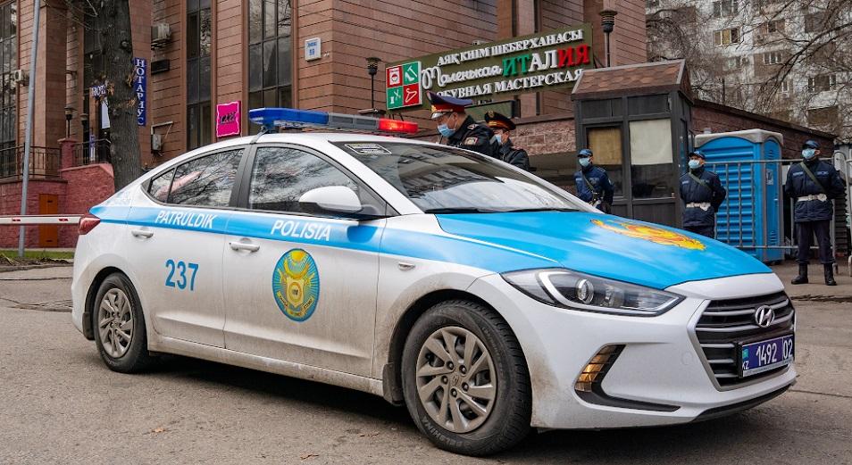 Одиночные полицейские рейды недопустимы