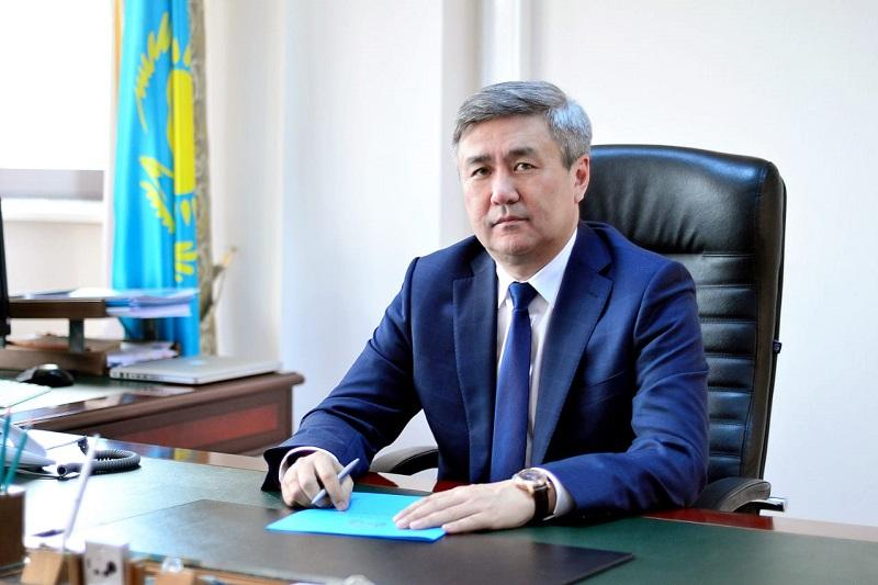 Сунгат Есимханов назначен на должность вице-министра энергетики Казахстана