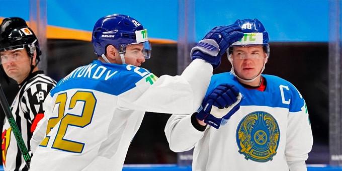 Кто стал лучшим хоккеистом Казахстана