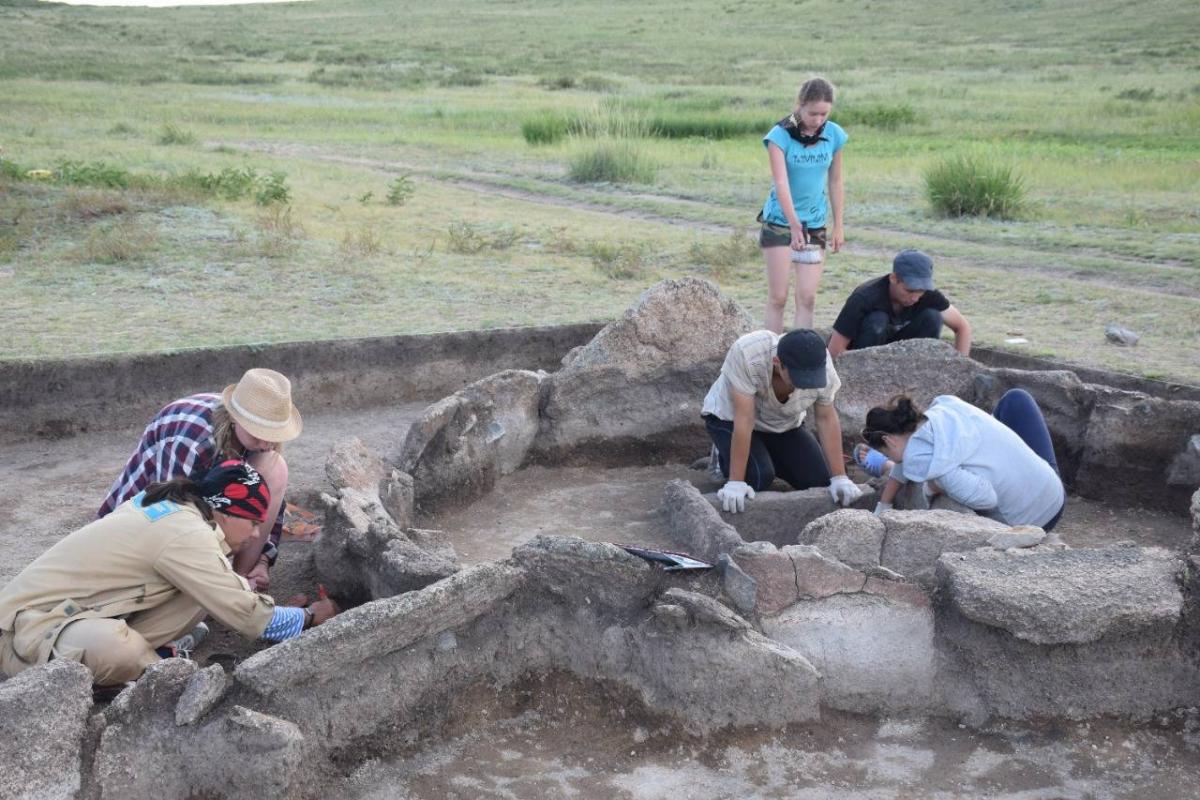 Археологический памятник пострадал в Баянауле