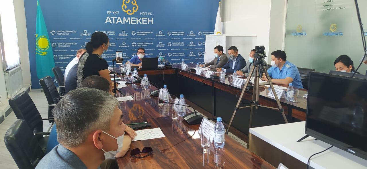 Предприниматели Шымкента жалуются на бесконечные проверки под предлогом борьбы с СOVID-19