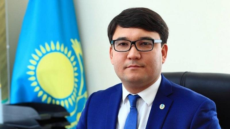 Габидулла Оспанкулов назначен секретарем партии Nur Otan
