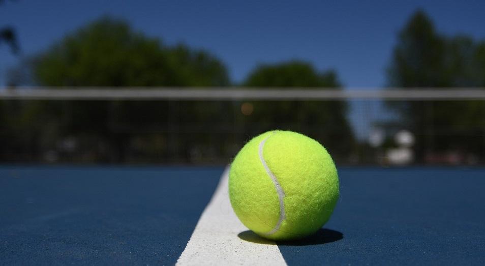 Айнитдинова вышла в четвертьфинал одиночки турнира в Шымкенте