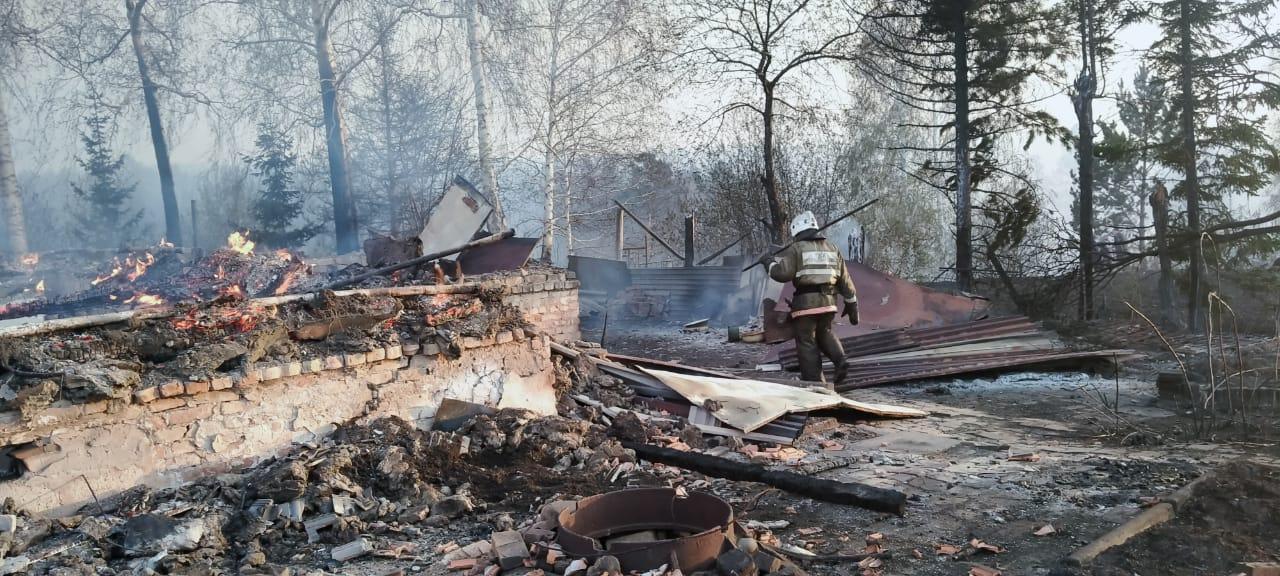 Восточноказахстанцы требуют отчета по собранным деньгам для погорельцев Риддера