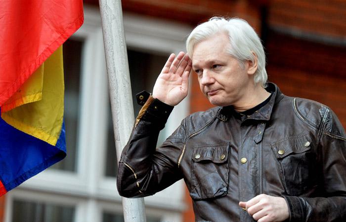 Ассанж арестован для экстрадиции в США – Wikileaks