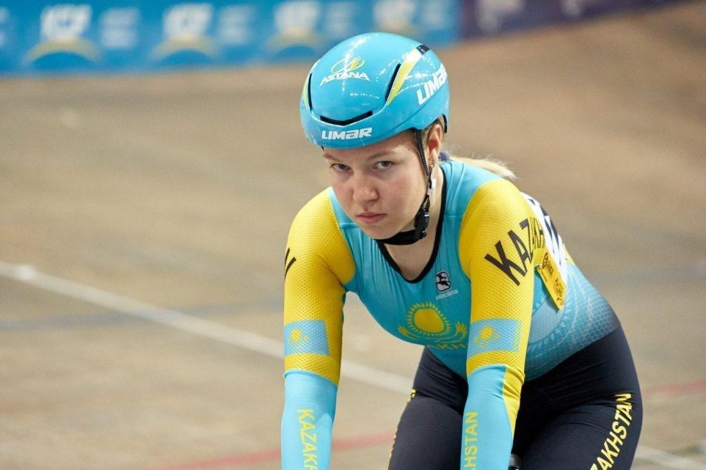 Казахстан завоевал еще три золота на Гран-при по велоспорту на треке в Омске