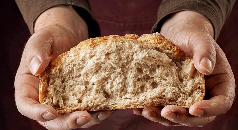 Сообщение об отсутствии хлеба в магазинах Алматы появилось в Сети