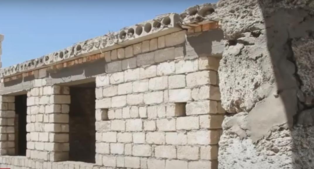 Жители пригорода Кызылорды требуют заморозить строительство школы