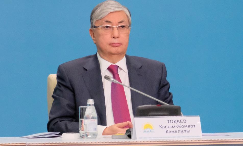 Қасым-Жомарт Тоқаев: Қазақстан шикізат экспортына ғана арқа сүйеп отыра алмайды