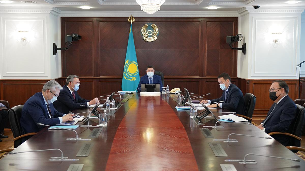 Сколько инвестиций привлекли в I квартале в Казахстан