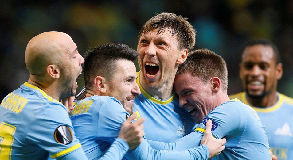 Лига Европы: «Астана» и киевляне разыграют первое место в группе K, Футбол, Астана, Спорт, Лига Европы, Григорий Бабаян
