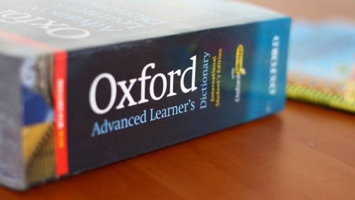 Оксфордский словарь назвал 16 слов года