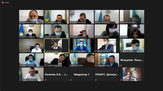 Алтай Кульгинов за неделю принял 30 казахстанцев