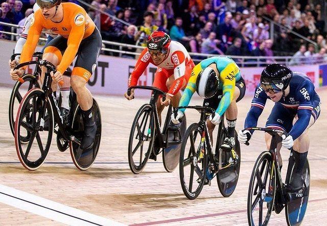 В Рубе завершился чемпионат мира по велосипедному спорту на треке: как выступили казахстанцы