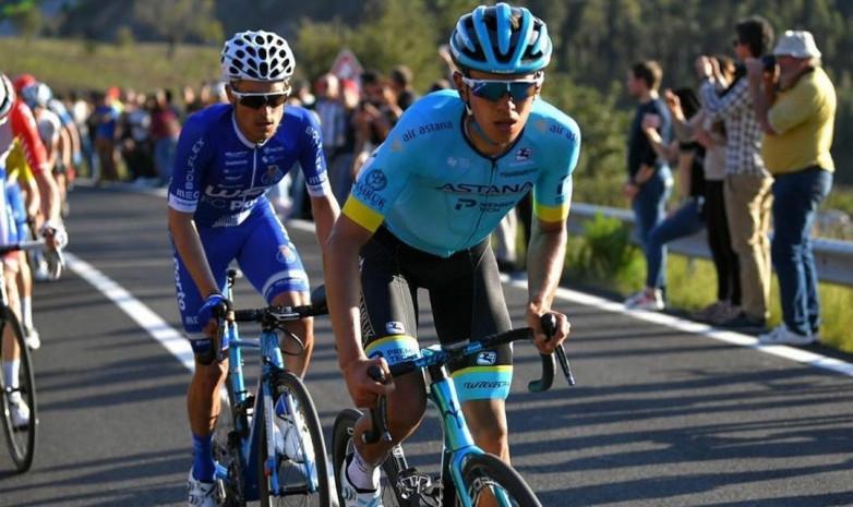 В виртуальной велогонке The Challenge of Stars выступит велогонщик Astana – Premier Tech