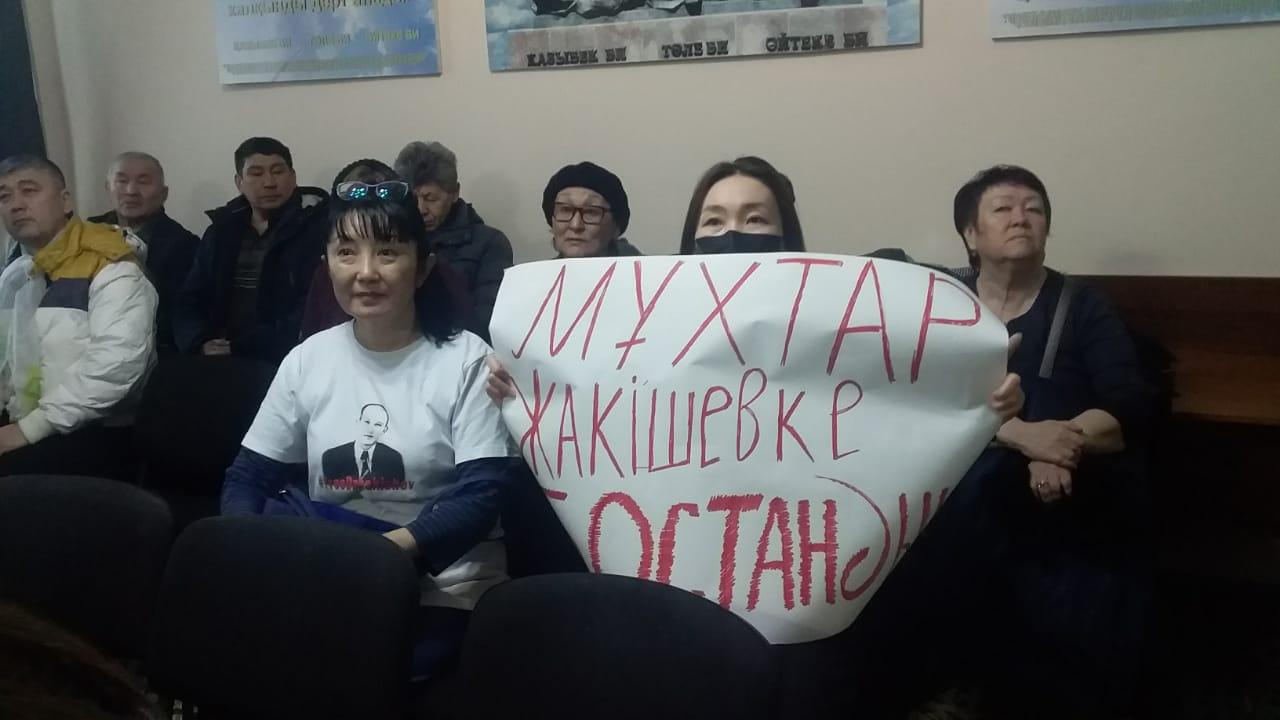 Мухтар Джакишев выйдет на свободу