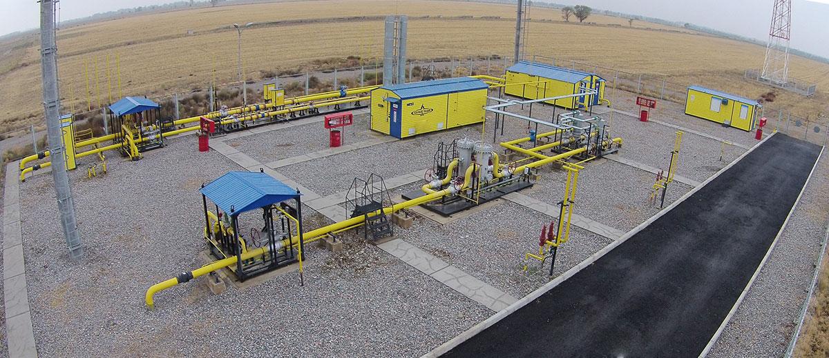 Вблизи Костаная начнут строить АГРС за 3,9 млрд тенге