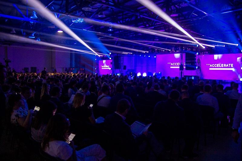 Новые возможности для ускорения бизнеса: онлайн-конференция для бизнес- и ИТ-лидеров ACCELERATE GLOBAL