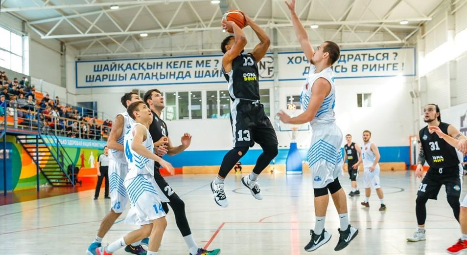 «Степные волки» назвали состав на старт отбора Кубка Азии по баскетболу