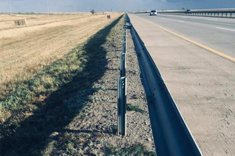 35 км линий электропередач украдено на автодороге Алматы – Хоргос