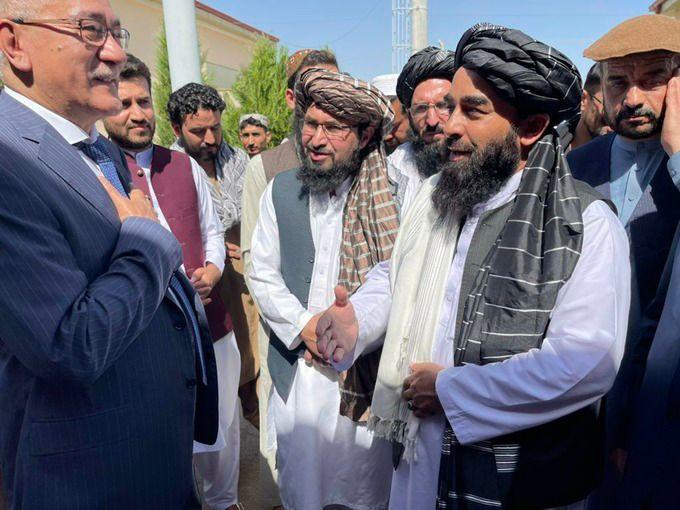 Узбекистан предоставил Афганистану гуманитарную помощь