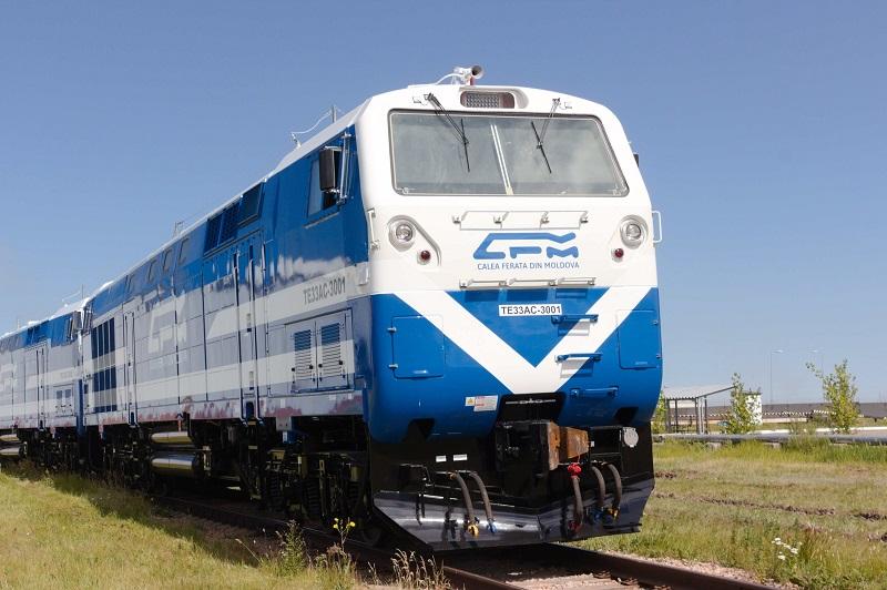 Казахстанский завод поставил 12 локомотивов в Молдавию