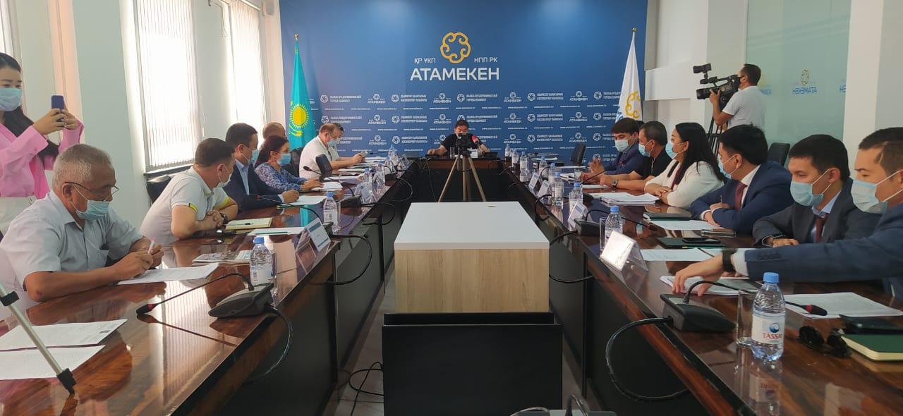 Шымкентские предприниматели предлагают упразднить АО «СПК Shymkent»